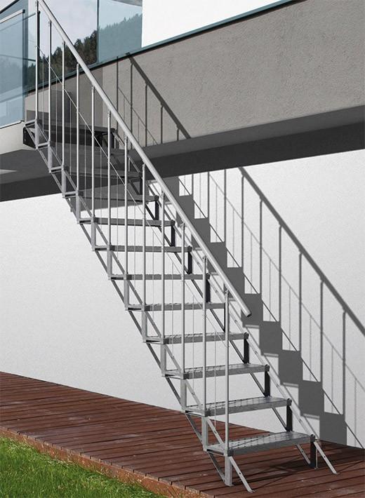 wangentreppe sunstep gs treppen shop. Black Bedroom Furniture Sets. Home Design Ideas