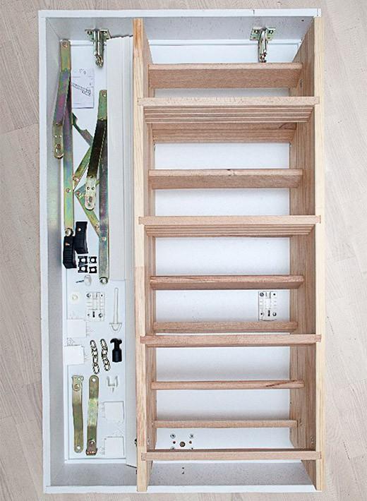 dolle clickfix 3 teilig dolle bodentreppe clickfix x wei uwertud with dolle clickfix 3 teilig. Black Bedroom Furniture Sets. Home Design Ideas