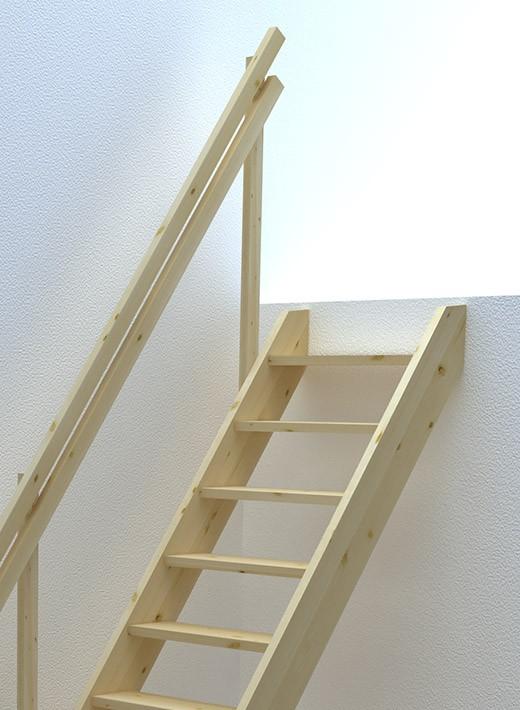 wangentreppe boras gs treppen shop. Black Bedroom Furniture Sets. Home Design Ideas