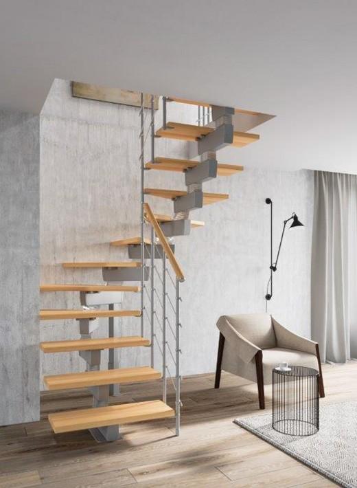 mittelholmtreppe tech gs treppen shop. Black Bedroom Furniture Sets. Home Design Ideas