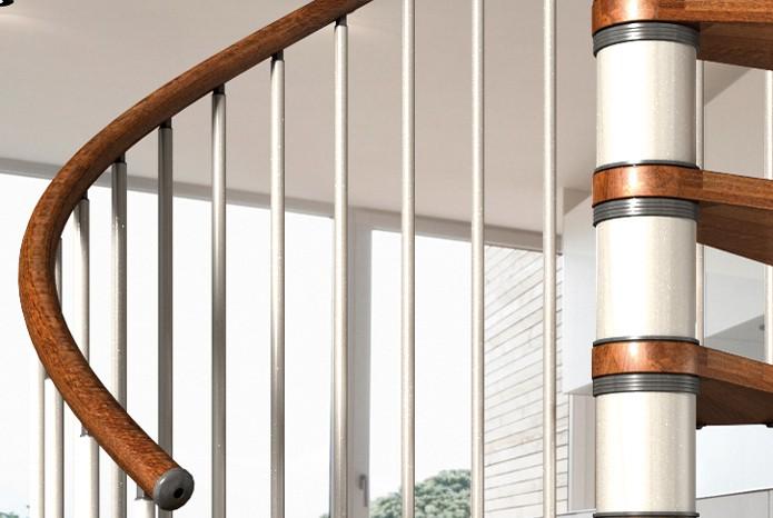 spindeltreppe nova gs treppen shop. Black Bedroom Furniture Sets. Home Design Ideas