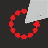 Grundriß für quadratische Deckenöffnung Podest in Deckenöffnungsecke